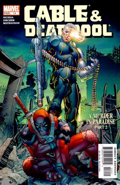 Cable & Deadpool #14