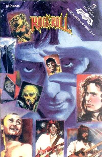 Rock 'n' Roll Comics #60