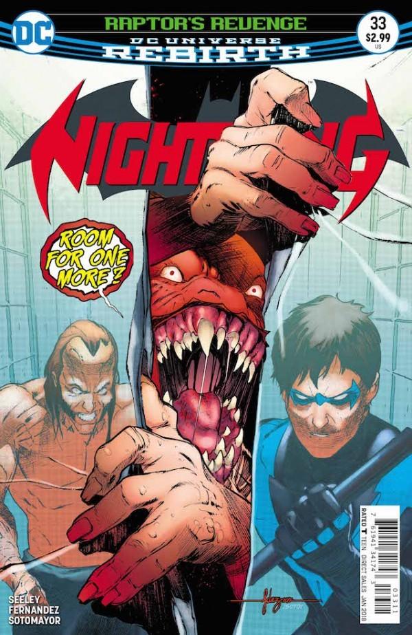 Nightwing #33