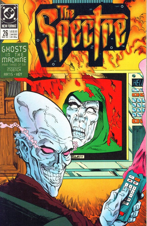 The Spectre #26