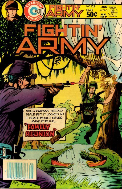 Fightin' Army #152