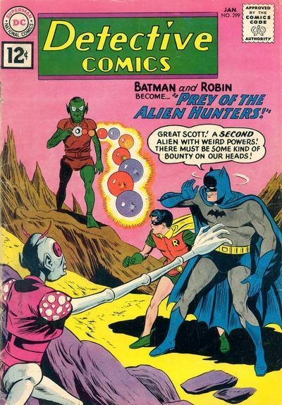 Detective Comics #299