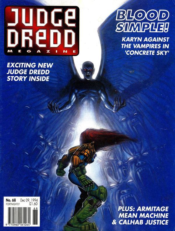 Judge Dredd: The Megazine #68