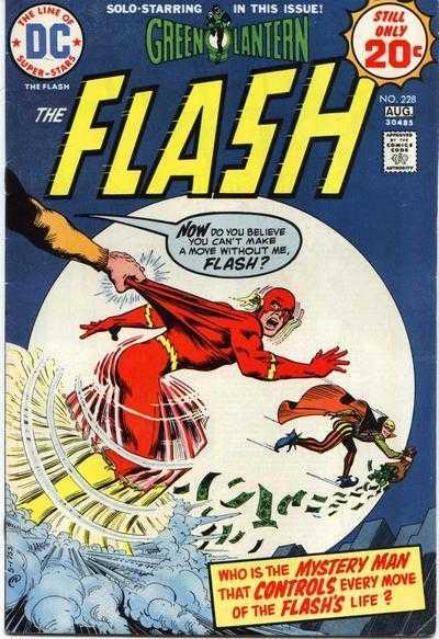 The Flash #228