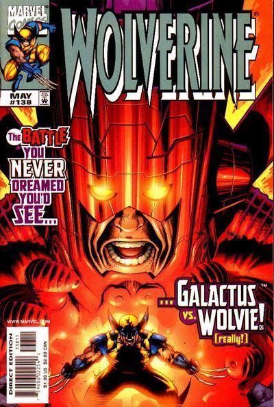 Wolverine #138