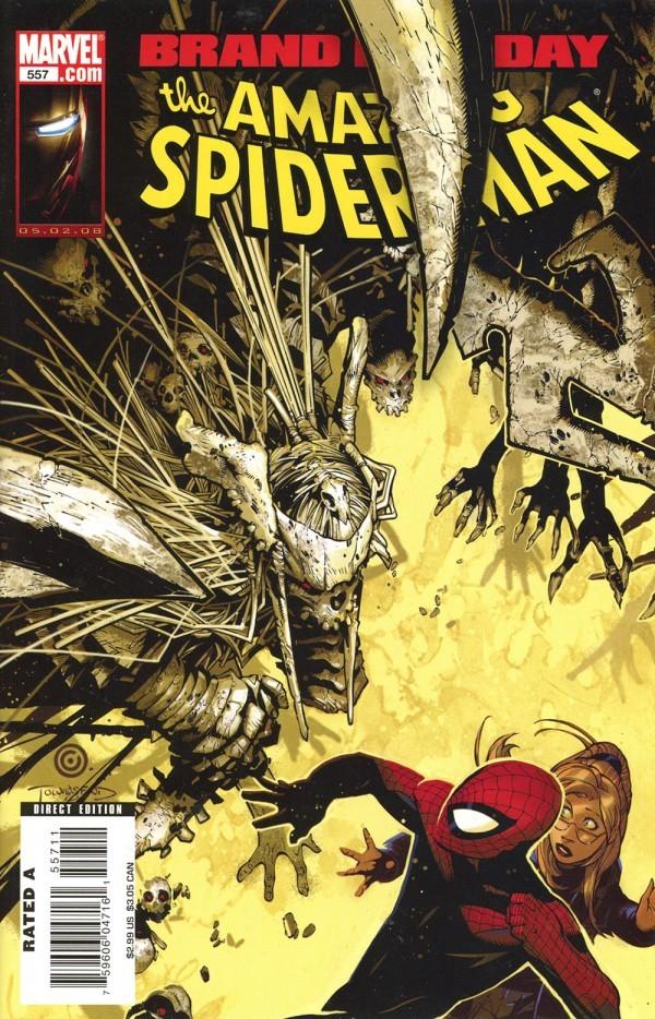 The Amazing Spider-Man #557