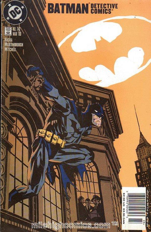 Detective Comics #742