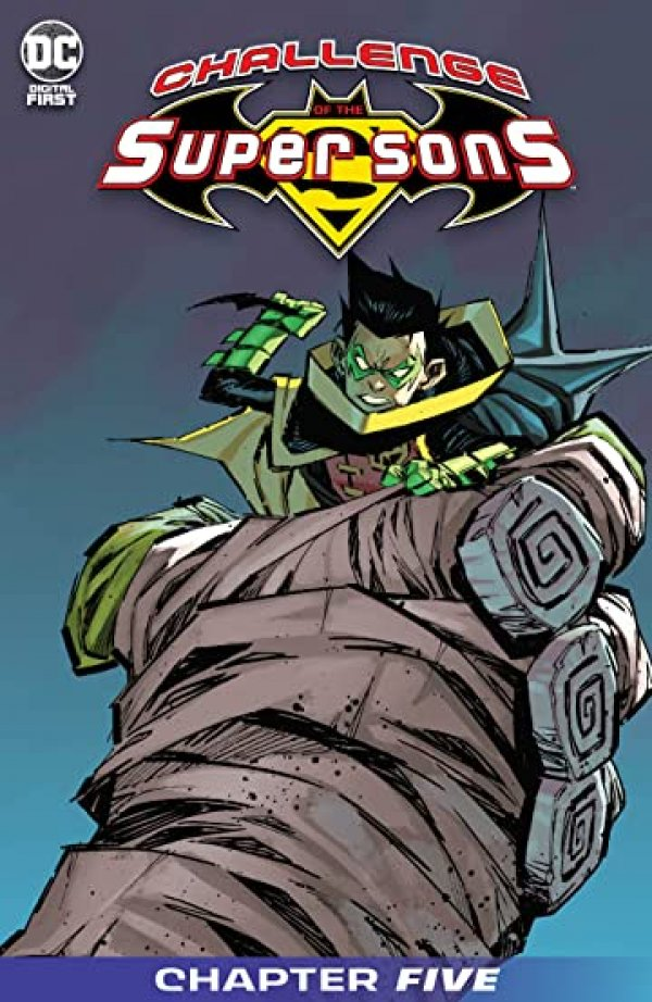 Challenge of the Super Sons Chapter #5