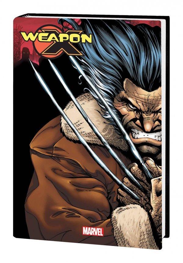 Weapon X: The Return Omnibus HC