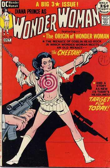 Wonder Woman #196