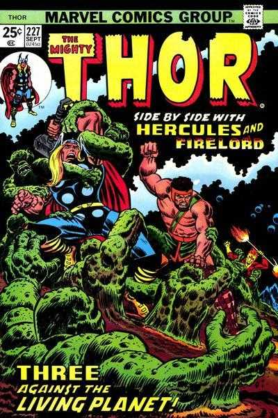 The Mighty Thor #227