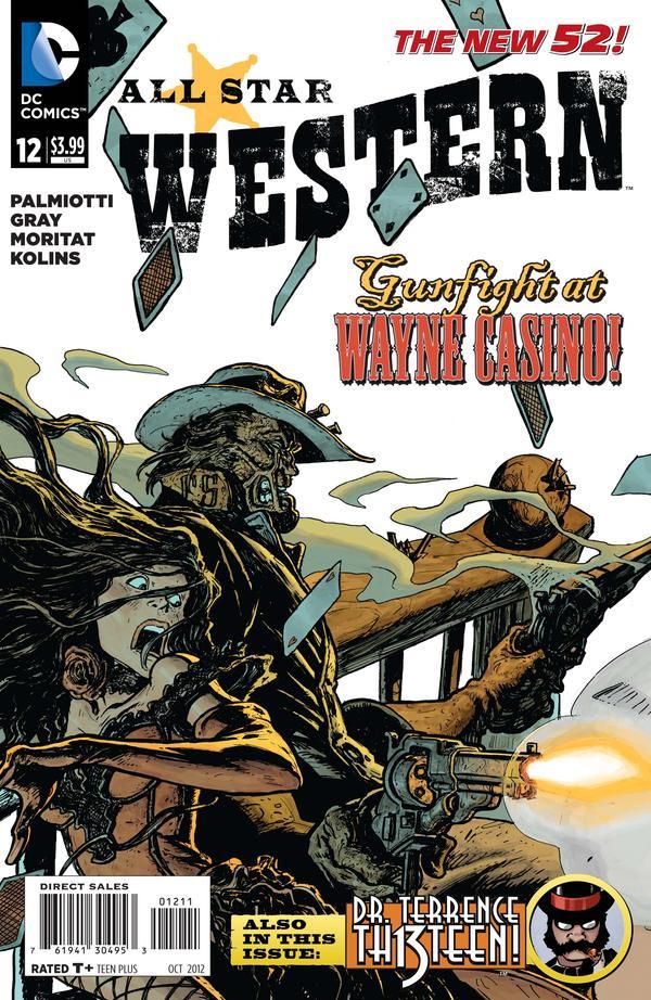 All-Star Western #12