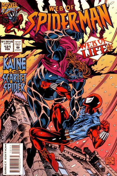 Web of Spider-Man #121