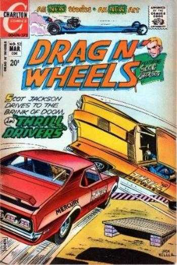 Drag N' Wheels #52