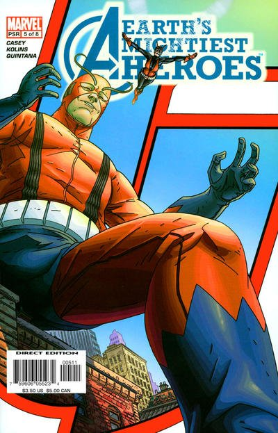Avengers: Earth's Mightiest Heroes #5