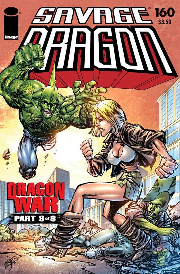 Savage Dragon #160