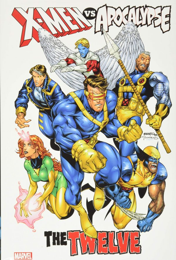 X-Men vs. Apocalypse: The Twelve Omnibus HC