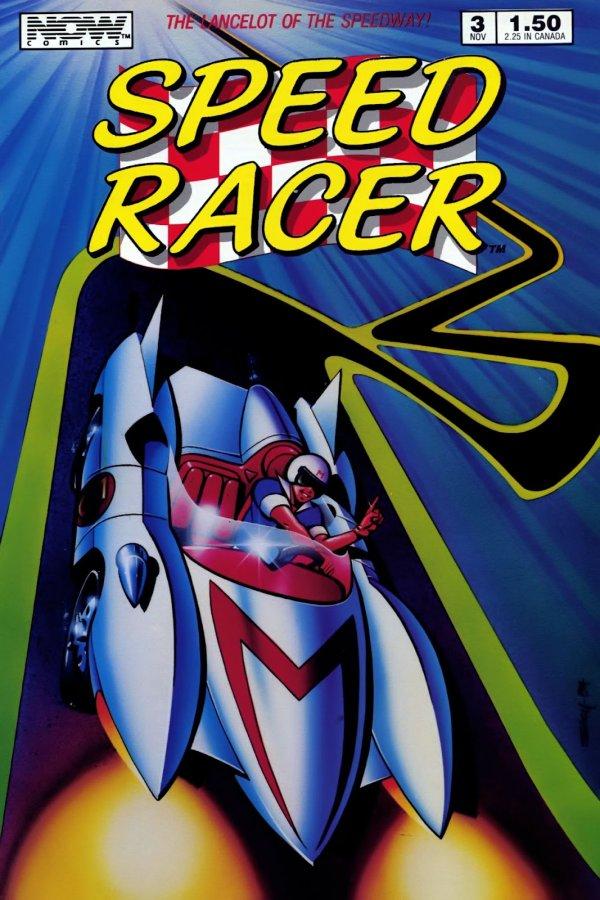 Speed Racer #3