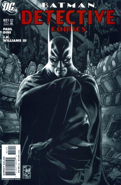 Detective Comics #821
