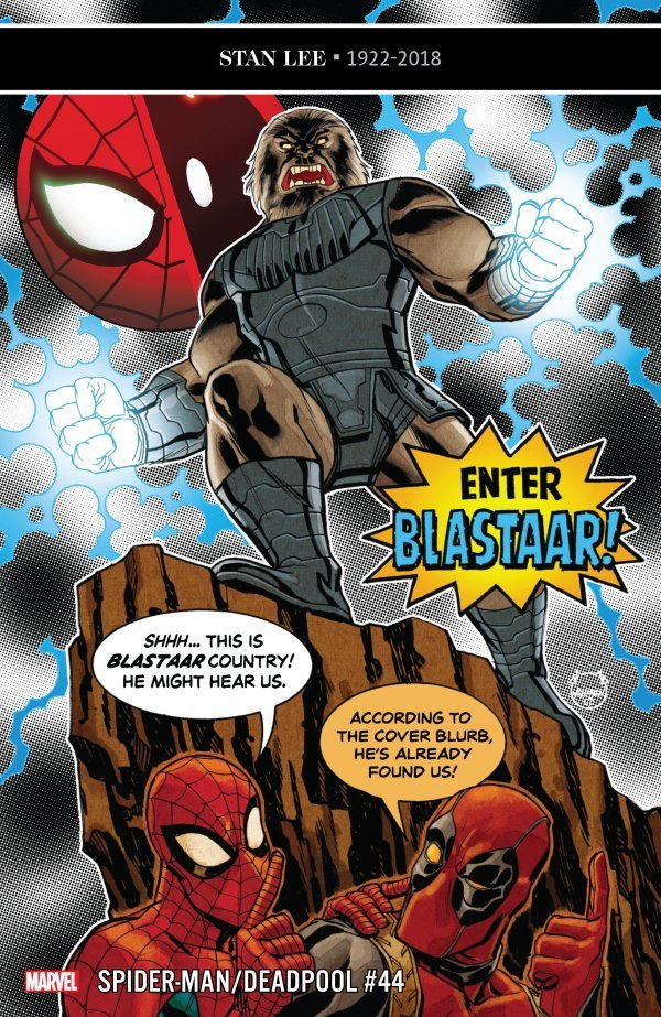 Spider-Man / Deadpool #44