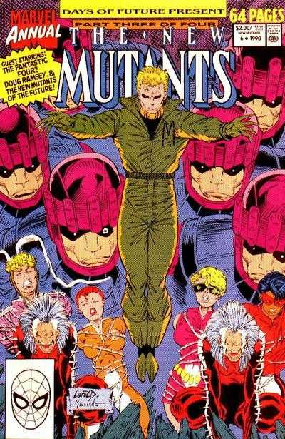 The New Mutants Annual #6