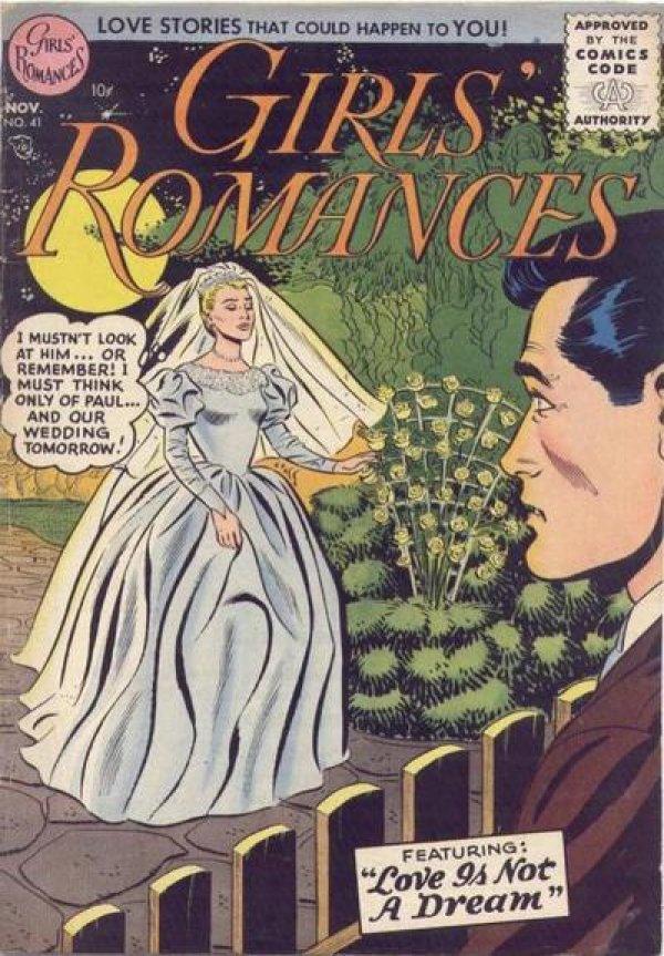 Girls' Romances #41