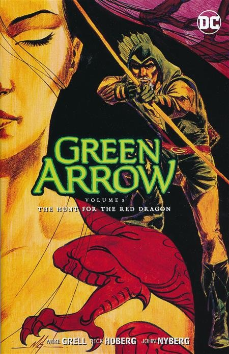 Green Arrow Vol. 8: The Hunt For the Red Dragon TP