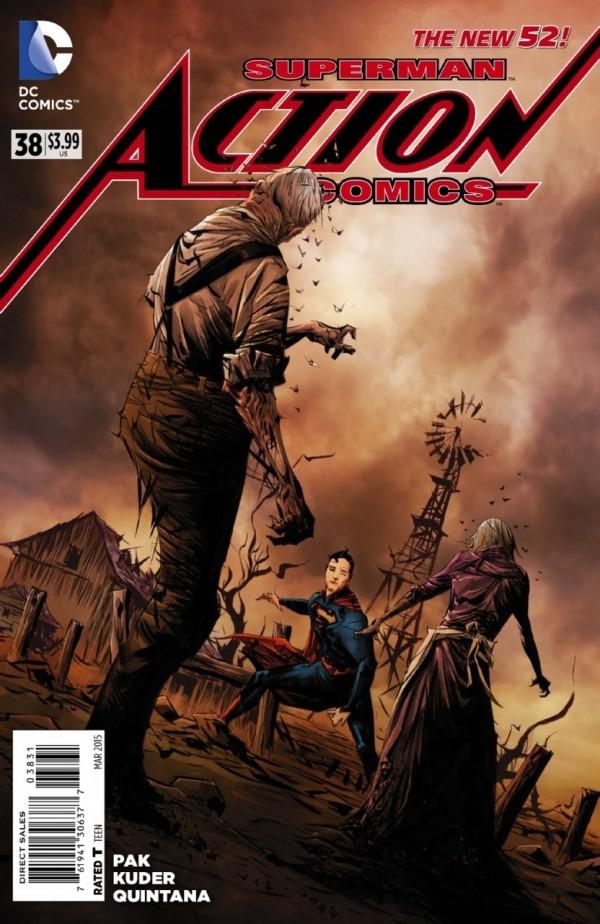 Action Comics #38