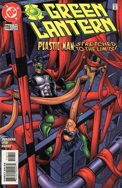 Green Lantern #116