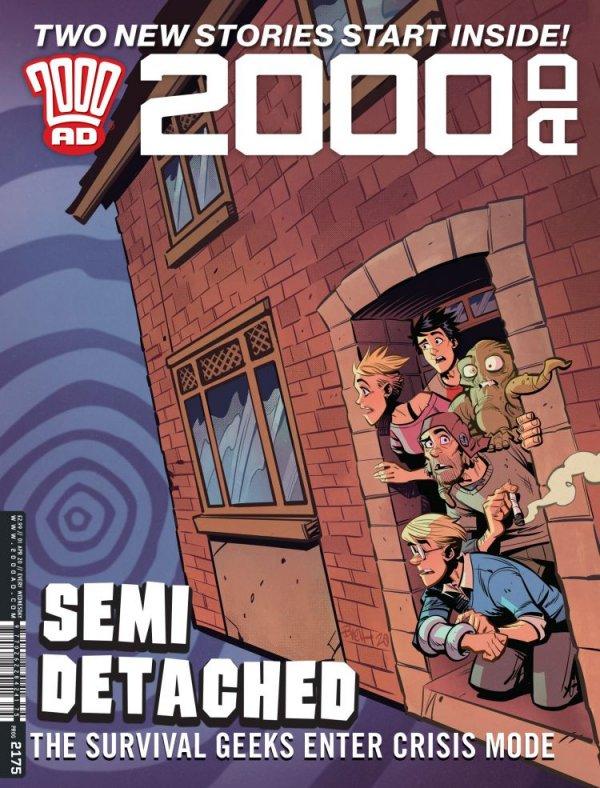 2000 AD #2175