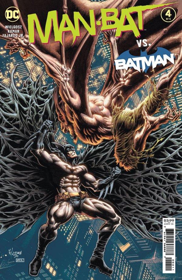 Man-Bat #4