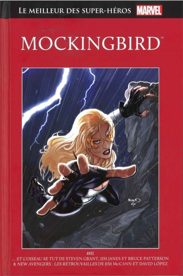 Le Meilleur des Super-Héros Marvel 23. Mockingbird