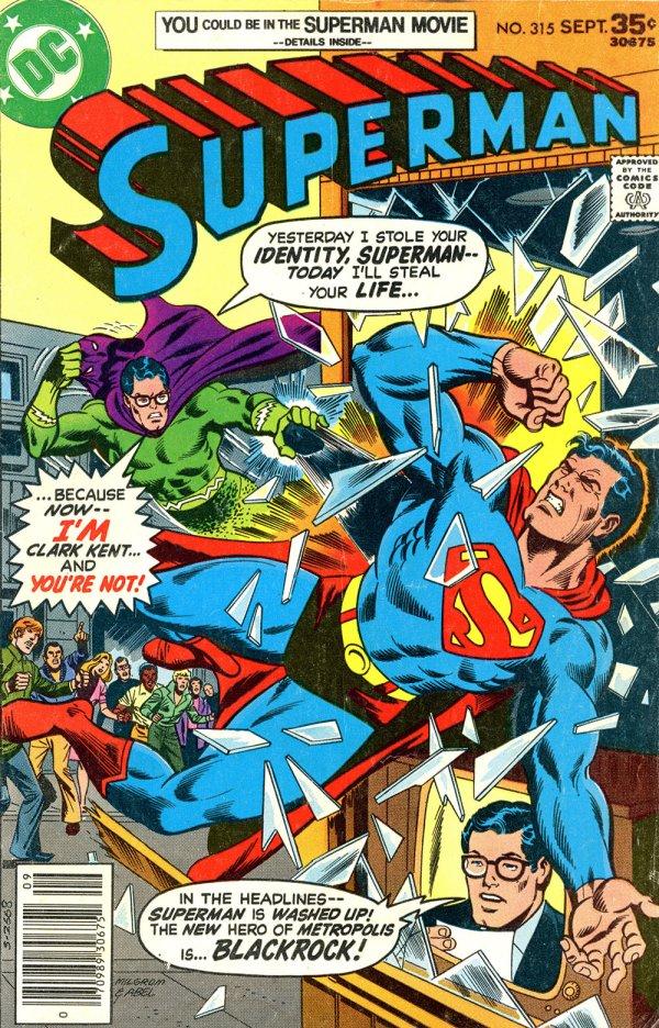 Superman #315