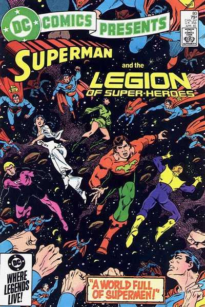 DC Comics Presents #80