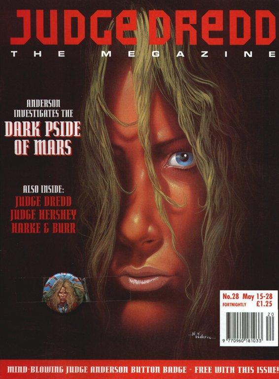 Judge Dredd: The Megazine #28