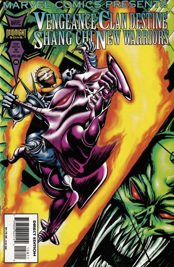 Marvel Comics Presents #158