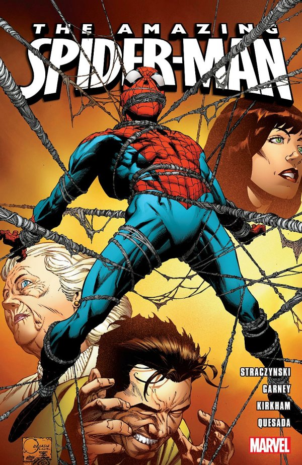 Amazing Spider-Man By JMS Ultimate Collection Book 5 TP