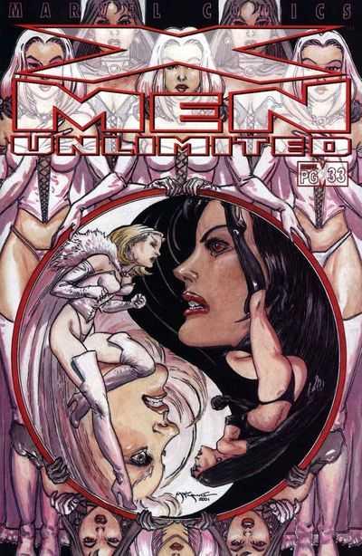 X-Men Unlimited #33