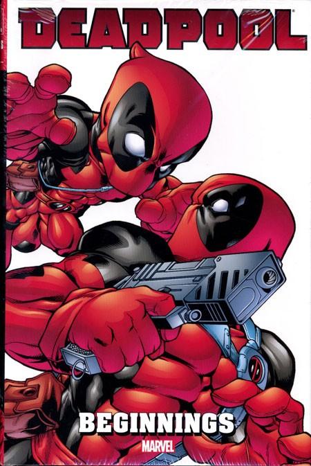 Deadpool Beginnings Omnibus HC