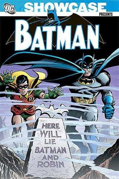 Showcase Presents: Batman Vol. 4 TP