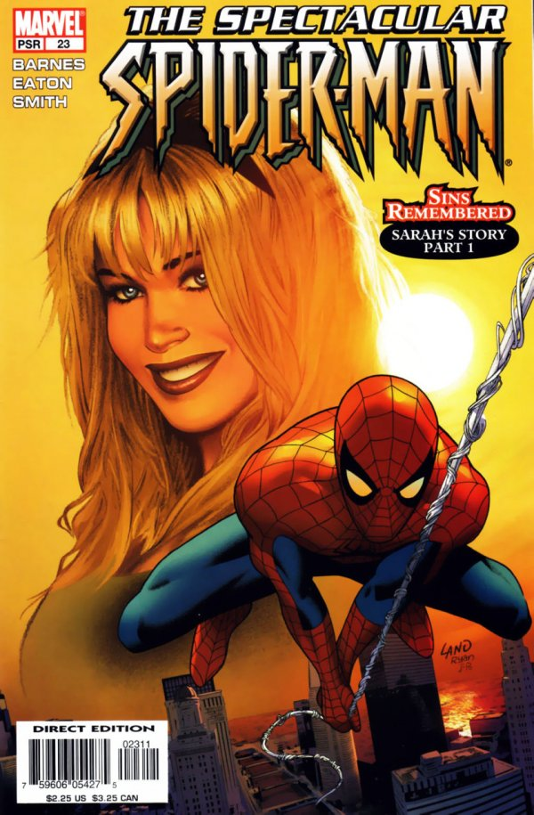 The Spectacular Spider-Man #23