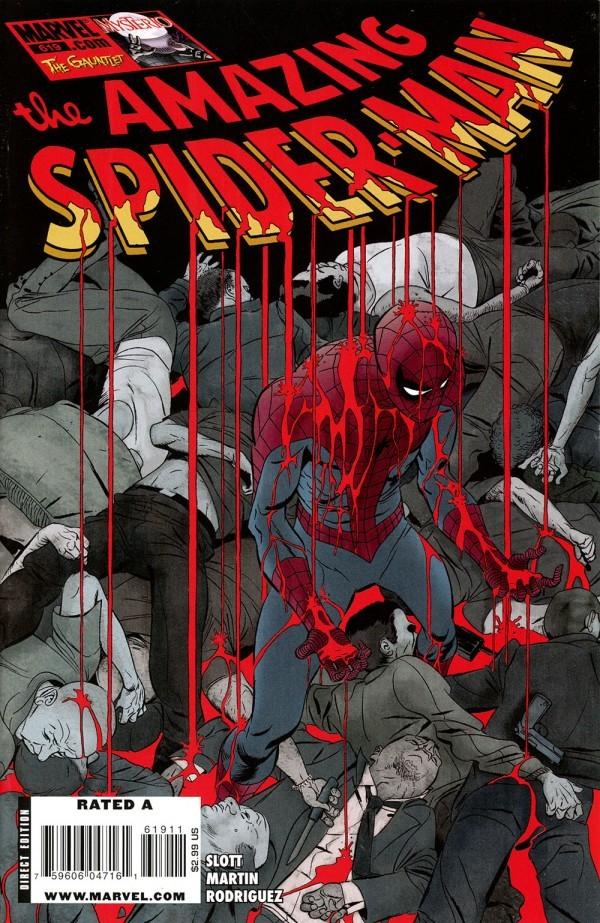 The Amazing Spider-Man #619