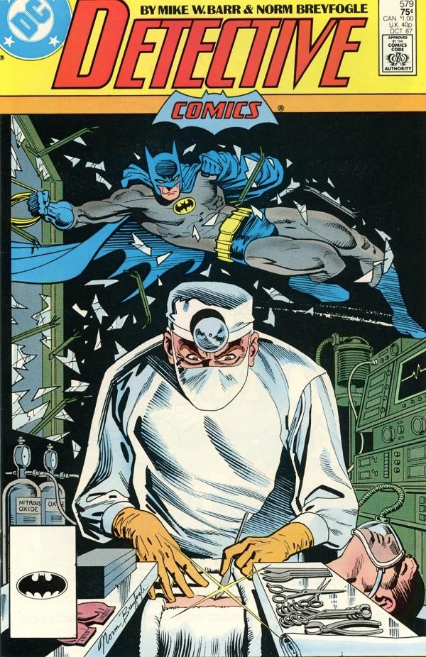 Detective Comics #579