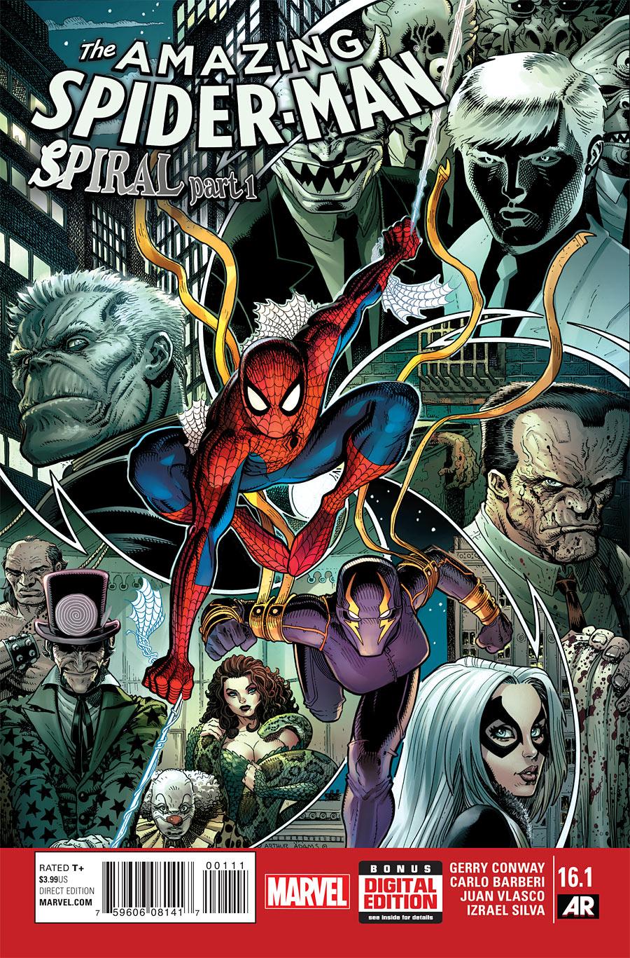 The Amazing Spider-Man #16.1
