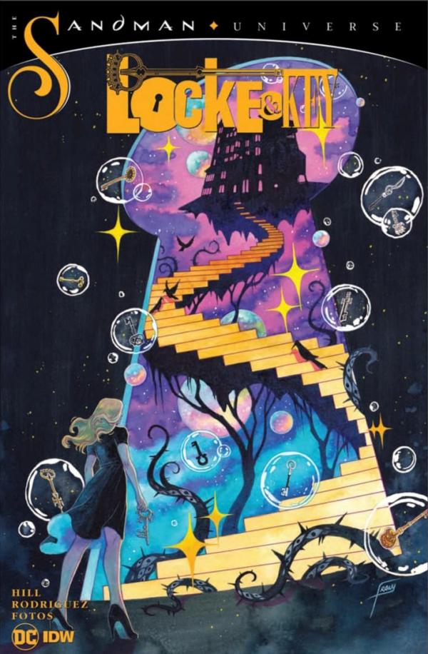 Locke & Key / The Sandman Universe: Hell & Gone #1