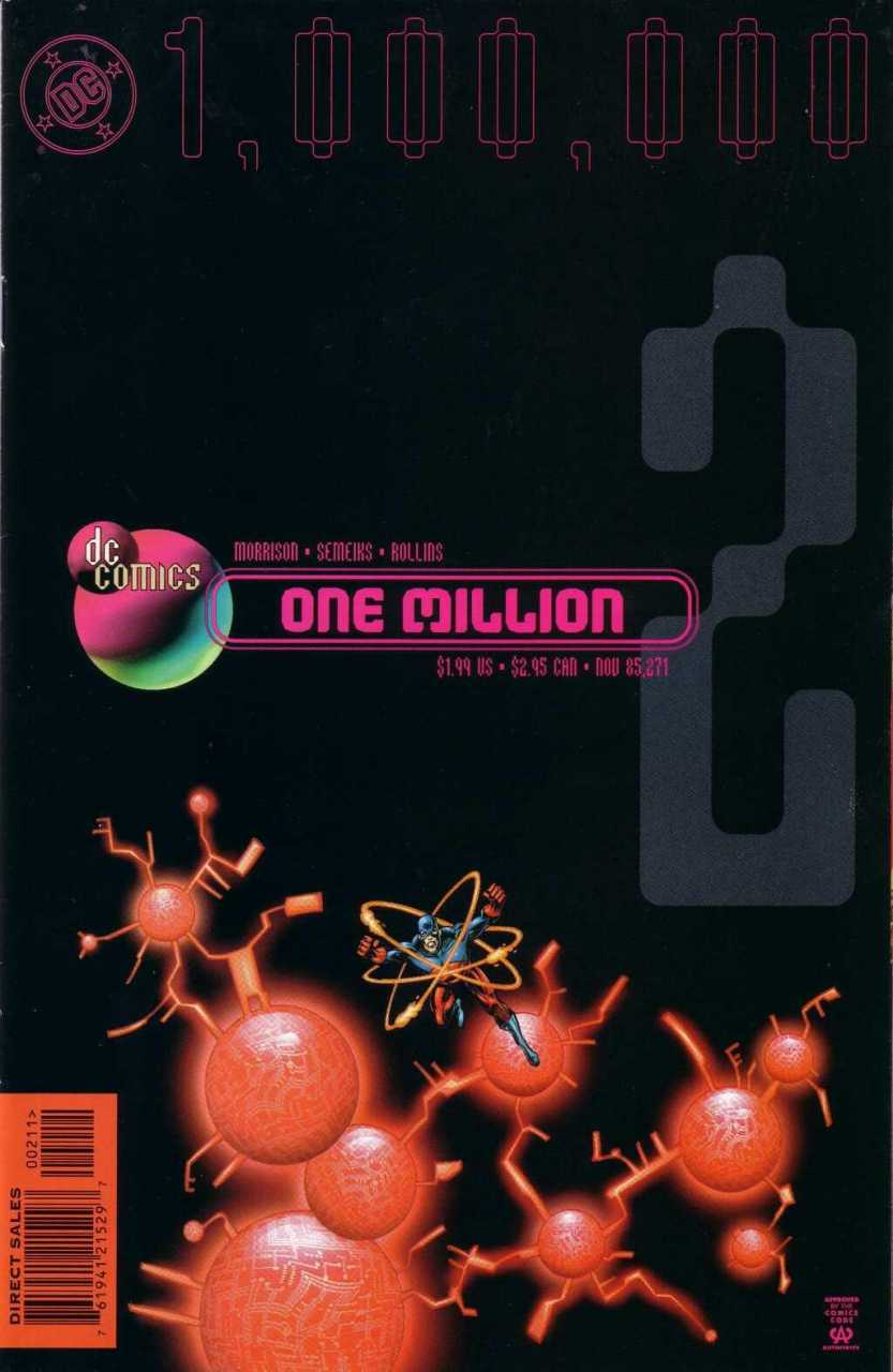 DC One Million #2