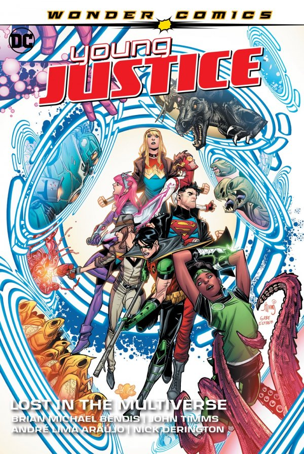 Young Justice Vol. 2: Lost in the Multiverse HC