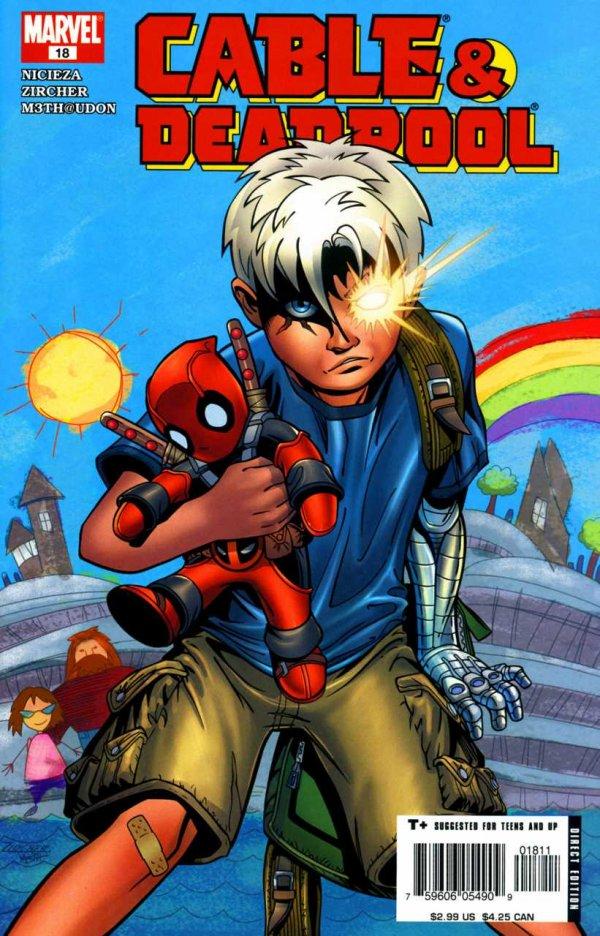 Cable & Deadpool #18