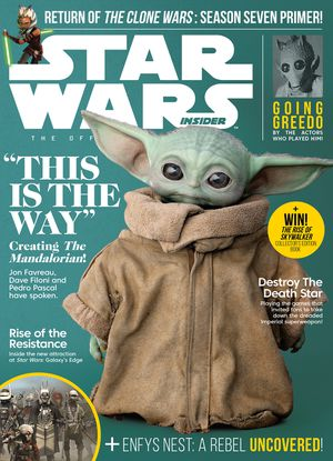 Star Wars Insider #195