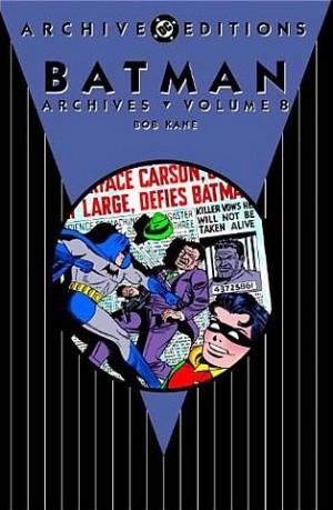 Batman Archives Vol. 8 HC